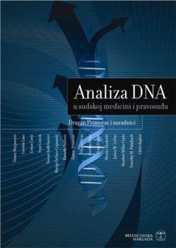 Picture of ANALIZA DNA U SUDSKOJ MEDICINI I PRAVOSUĐU