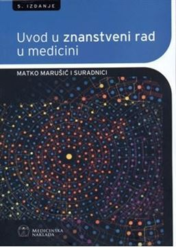 Picture of UVOD U ZNANSTVENI RAD U MEDICINI, 5. izdanje