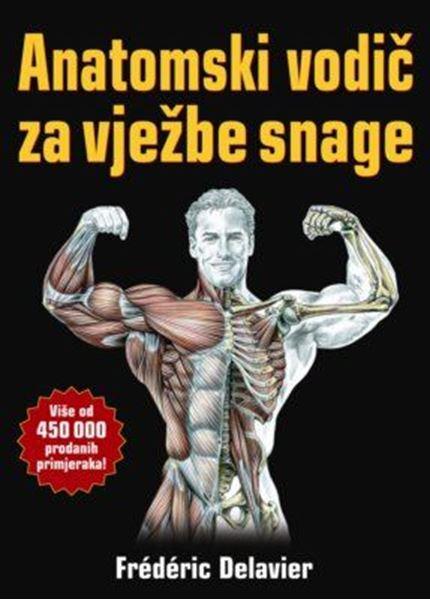 Picture of ANATOMSKI VODIČ ZA VJEŽBE SNAGE