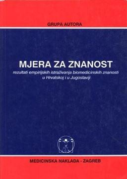 Picture of MJERA ZA ZNANOST