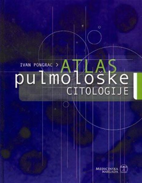 Picture of ATLAS PULMOLOŠKE CITOLOGIJE