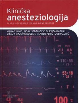 Picture of KLINIČKA ANESTEZIOLOGIJA, drugo, dopunjeno i izmijenjeno izdanje