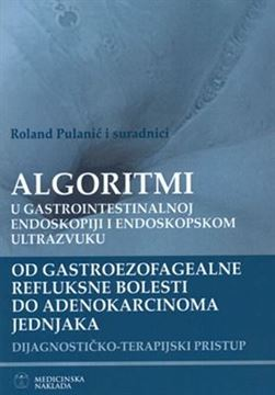 Picture of ALGORITMI U GASTROINTESTINALNOJ ENDOKSKOPIJI I ENDOSKOPSKOM ULTRAZVUKU