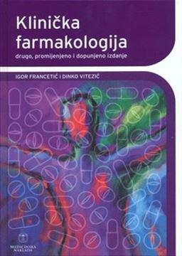 Picture of KLINIČKA FARMAKOLOGIJA, drugo, promijenjeno i dopunjeno izdanje