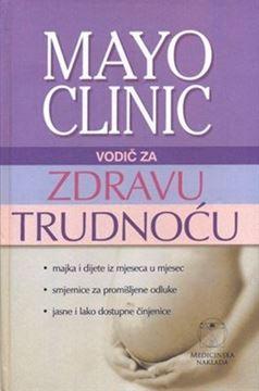 Picture of MAYO CLINIC - VODIČ ZA ZDRAVU TRUDNOĆU