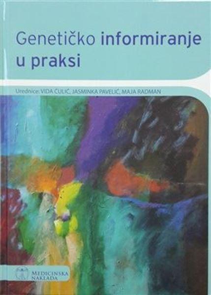 Picture of GENETIČKO INFORMIRANJE U PRAKSI