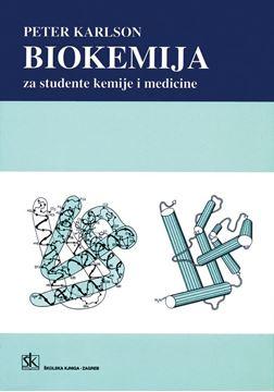 Picture of BIOKEMIJA - ZA STUDENTE KEMIJE I MEDICINE