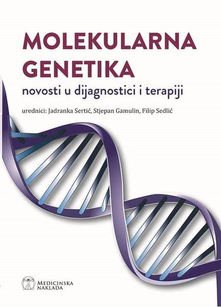 Picture of MOLEKULARNA GENETIKA