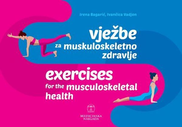 Picture of Vježbe za muskuloskeletno zdravlje / Exercises for the musculoskeletal health