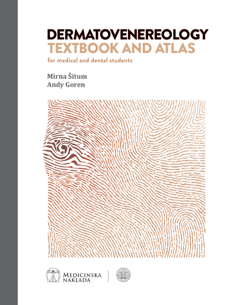 Picture of DERMATOVENEREOLOGY - TEXTBOOK AND ATLAS